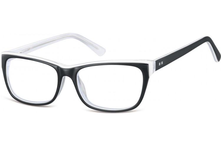 Kunstoff Brille A61