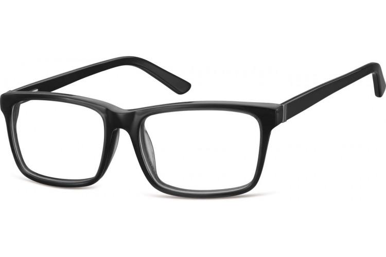 Kunstoff Brille A67