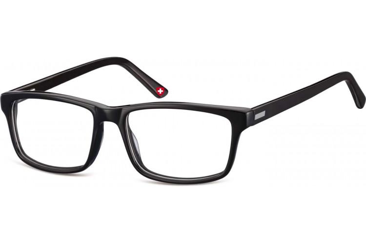 Kunstoff Brille A69