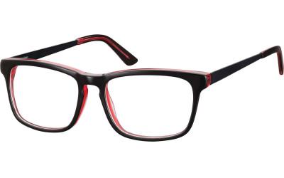 Kunstoff Brille A76