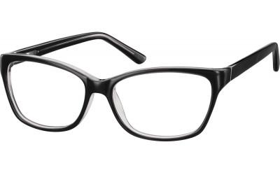 Kunstoff Brille A80