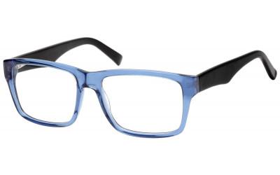 Kunstoff Brille A105