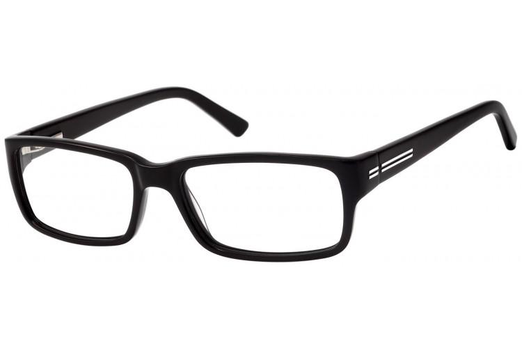 Kunstoff Brille A107