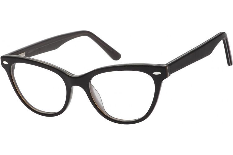Kunstoff Brille A108