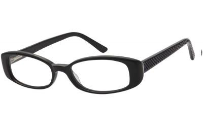Kunstoff Brille A111