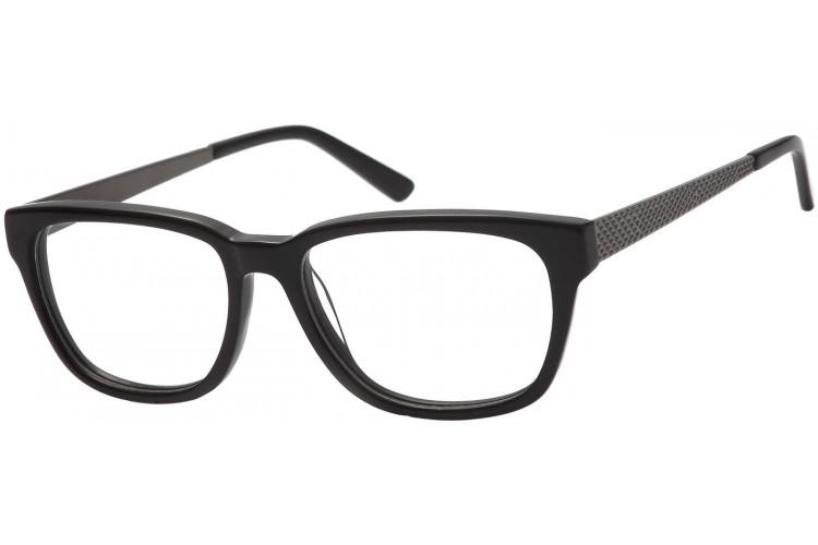 Kunstoff Brille A114