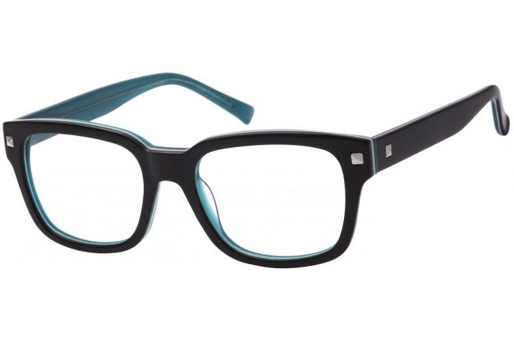 Kunstoff Brille A117