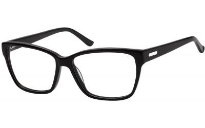 Kunstoff Brille A118