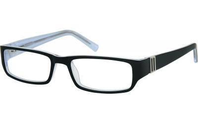 Kunstoff Brille A12