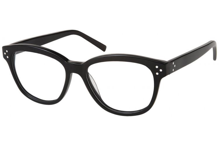 Kunstoff Brille A124