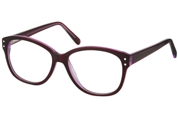 Kunstoff Brille A125