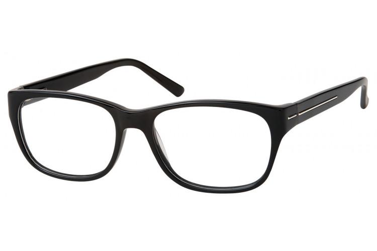 Kunstoff Brille A126