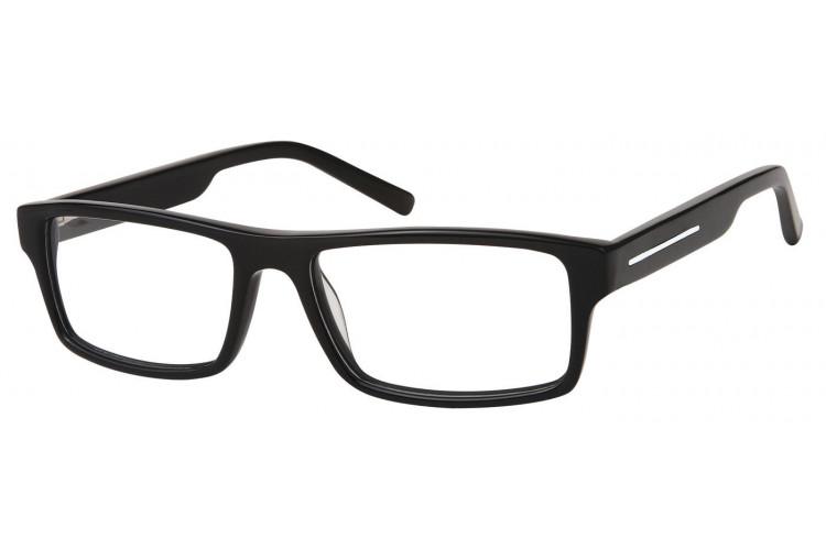 Kunstoff Brille A128