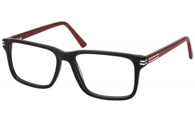 Kunstoff Brille A129