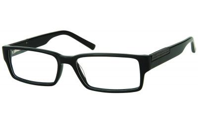 Kunstoff Brille A154