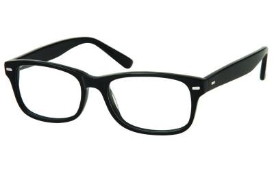 Kunstoff Brille A156