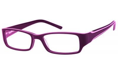 Kunstoff Brille A167