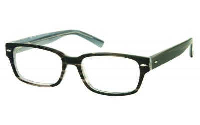 Kunstoff Brille A183