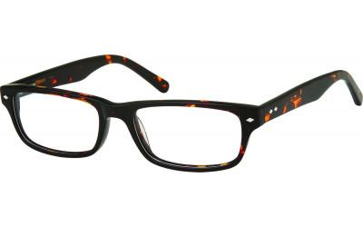 Kunstoff Brille A191