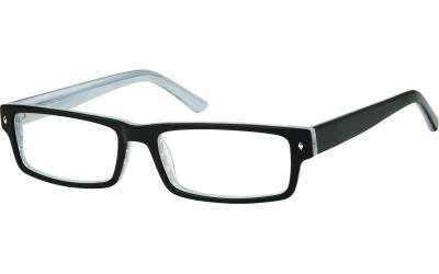 Kunstoff Brille A193