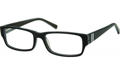 Kunstoff Brille A196