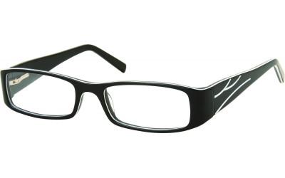 Kunstoff Brille A47