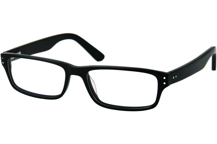 Kunstoff Brille A6
