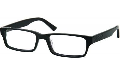 Kunstoff Brille A7
