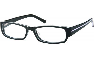 Kunstoff Brille A9