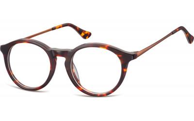 Kunstoff Brille AC47