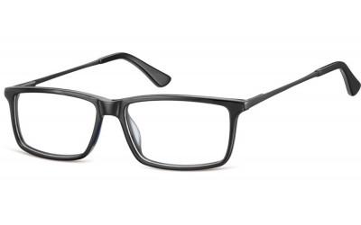 Kunstoff Brille AC48