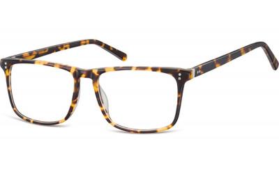 Kunstoff Brille AC49