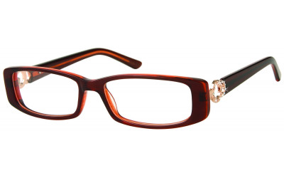Kunstoff Brille AD34