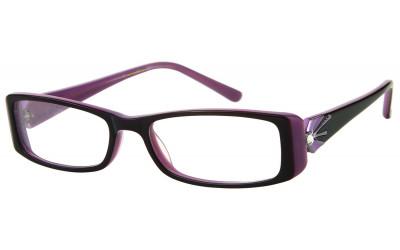 Kunstoff Brille AD35