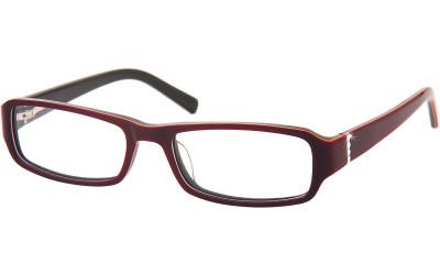 Kunstoff Brille AD42