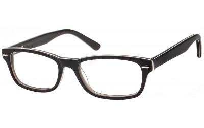Kunstoff Brille AK56
