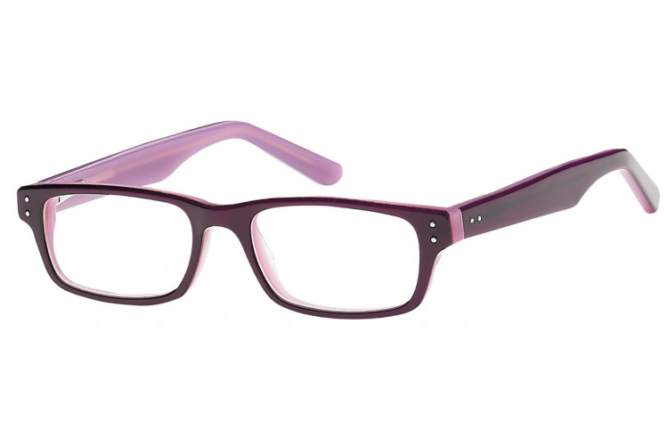 Kunstoff Brille AK57
