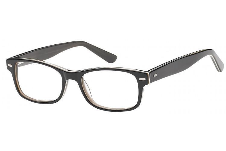 Kunstoff Brille AK59