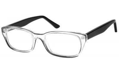 Kunstoff Brille AM80