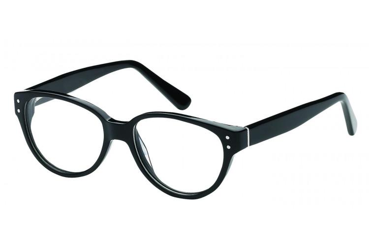 Kunstoff Brille AM84