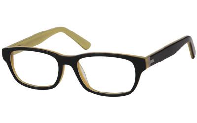 Kunstoff Brille AM89