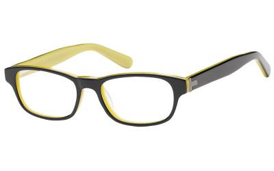 Kunstoff Brille AK58