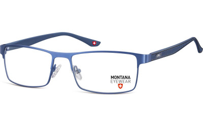 Metall Brille MM611