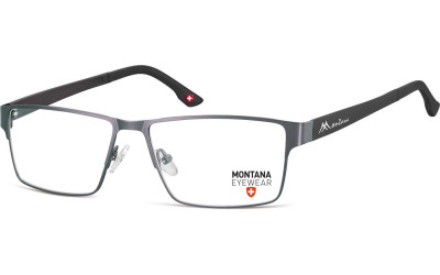 Metall Brille MM612