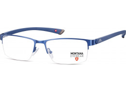 Metall Brille MM614