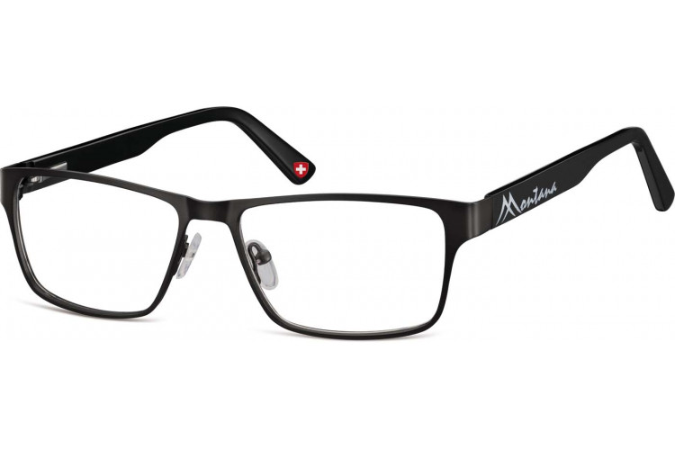 Metall Brille MM624